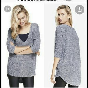 Express London sweater